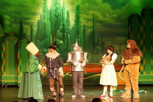 The Wizard of Oz (2018)