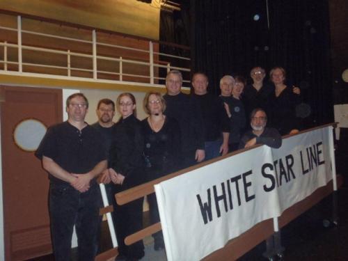 Titanic Stage Crew