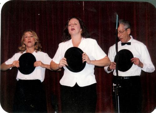 Wine & Cheese Cabaret (2001)